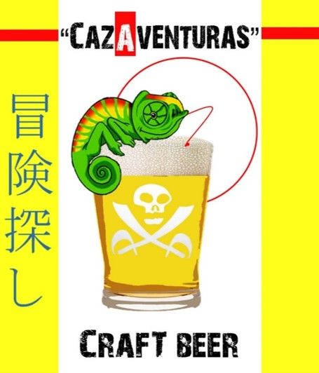 Cerveza Artesana de Los Cazaventuras